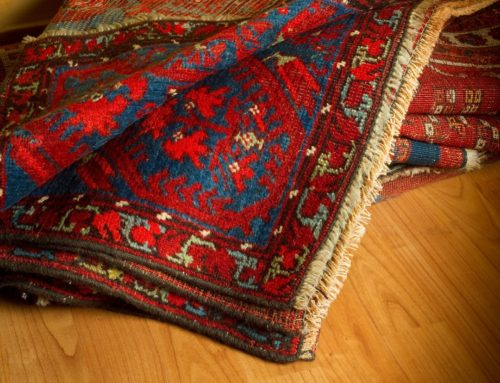 How Can You Tell If the Persian Rug You Want to Bid on Has Been Restored?