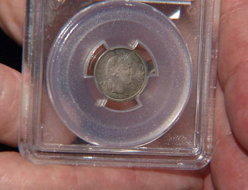 Rare dime sells for nearly $2M at auction in Tampa